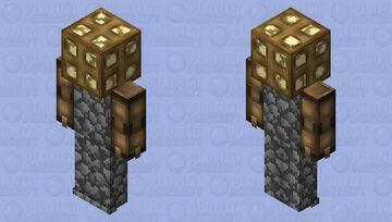 Rendog Lampfella Outfit | Hermitcraft Minecraft Skin