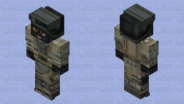 [RU] Support (Default) | BF4 Minecraft Skin