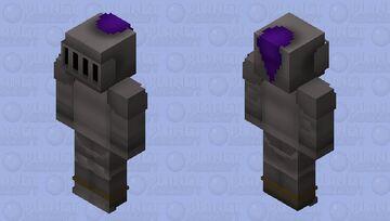 Iron Armour Set | OSRS Minecraft Skin
