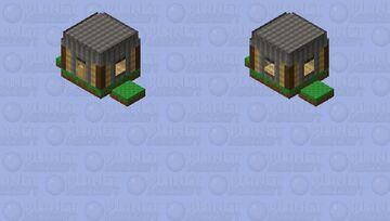 my house Minecraft Skin