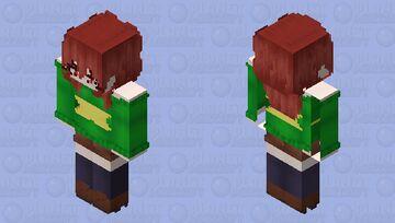 Чара Minecraft Skin