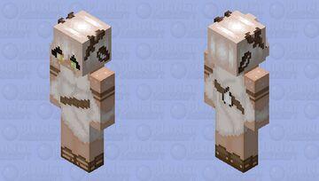 Claire_Cervine Minecraft Skin