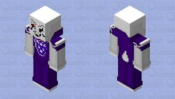 UnderTale - Asriel Dreemurr (Redone) Minecraft Skin