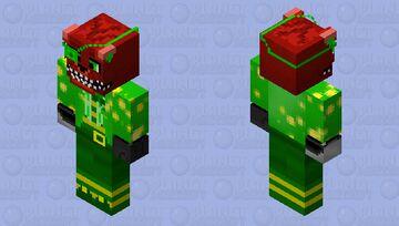 Leprechaun Foxy Minecraft Skin