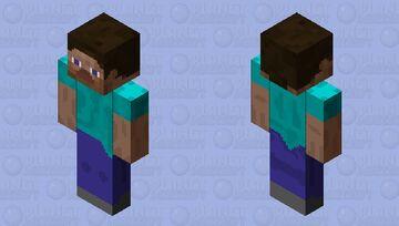 HD steve Minecraft Skin