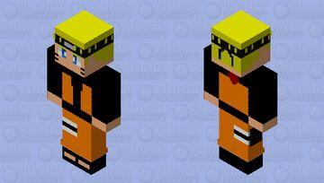 Naruto Uzumaki | Naruto Shippuden Minecraft Skin