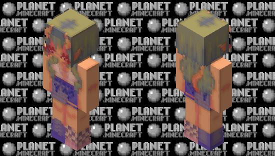 ╔⊱ 水瓶座 ⊰╝ Minecraft Skin