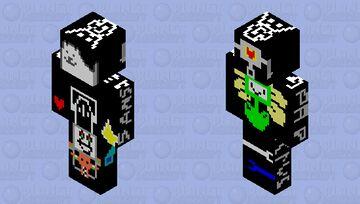 undertale Minecraft Skin