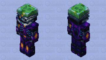 Dr. Nefarious - Ratchet & Clank Rift Apart [High Resolution] Minecraft Skin