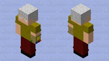 Salsicha (Full Power) Minecraft Skin