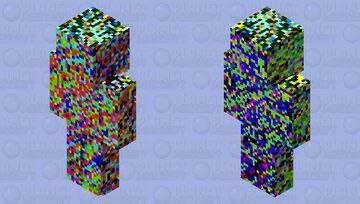 ColorMania! Minecraft Skin