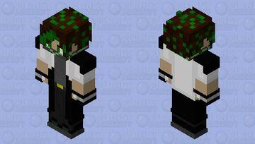 Rage V. Makovo (With mask) Minecraft Skin