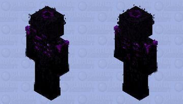 Weeping Wither Minecraft Skin