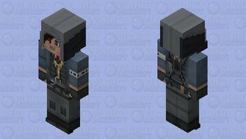 Hibana (Default) | R6S Minecraft Skin