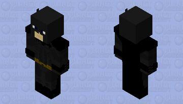 Batman Begins Minecraft Skin