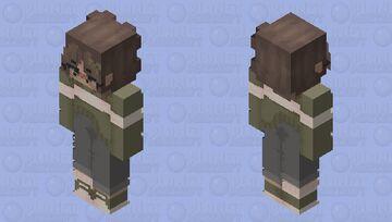Oversized Minecraft Skin