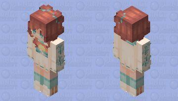 ⊱𝑺𝒖𝒏𝒔𝒆𝒕 - HD ver⊰ Minecraft Skin
