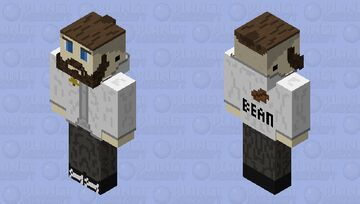 Jacksepticeye Beans Minecraft Skin
