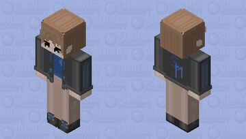 StreamerMan Minecraft Skin
