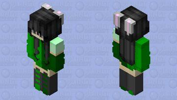 ~spring bunny~ Minecraft Skin