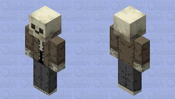 normal man Minecraft Skin