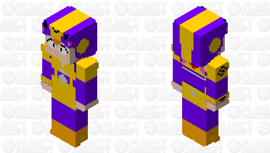 Bea Minecraft Skin