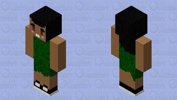 A prediction of Lil Galaxy (desc) Minecraft Skin