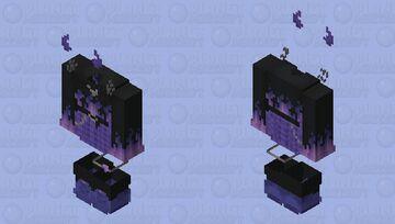 𝓨𝓸𝓾 𝓪𝓻𝓮 𝓶𝔂 𝓯𝓲𝓻𝓮 𝓑𝓪𝓼𝓮 Minecraft Skin