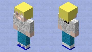 blurayvincent not Minecraft Skin
