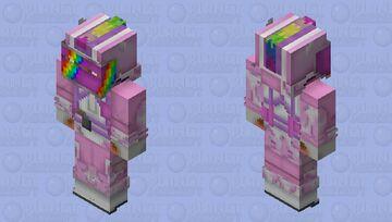 Tachanka (Rainbow Is Magic)   R6S Minecraft Skin