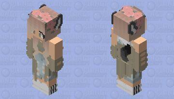 wolfie - edit Minecraft Skin
