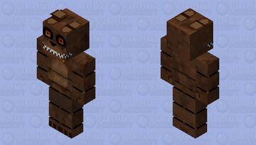 HD Fetch Minecraft Skin