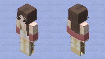 Gucci Girl HD Minecraft Skin