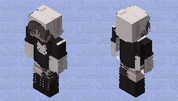 Bun bun Minecraft Skin