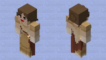 ball gown Minecraft Skin