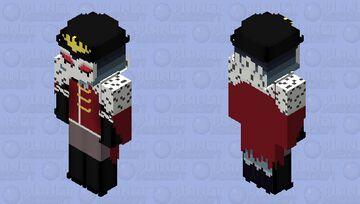 Stolas v№2 Minecraft Skin