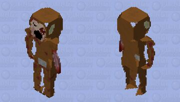 Cave tubby Minecraft Skin