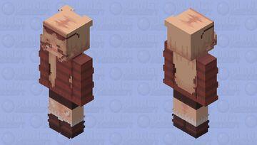 Storm Minecraft Skin