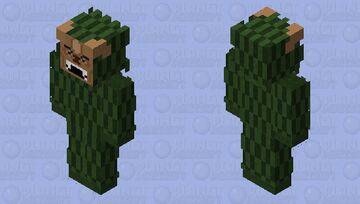 CoD grinch-nightfang skin (128x128) Minecraft Skin