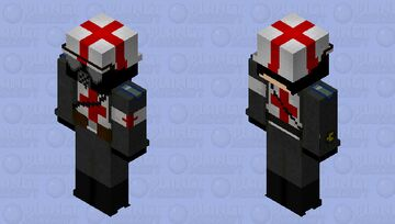 Ww2 Minecraft Skin