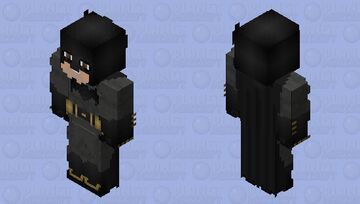 Batman: Batman V Superman: Dawn of Justice Minecraft Skin