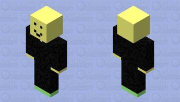 President Noob Minecraft Skin