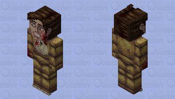 William Afton (berserk - grinning) Minecraft Skin