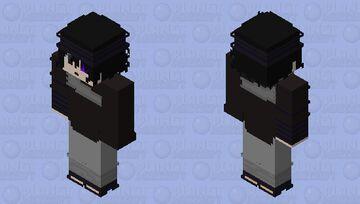 Sasuke the last Minecraft Skin