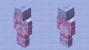 (𝖋𝖊)𝖎𝖗𝖞 Minecraft Skin