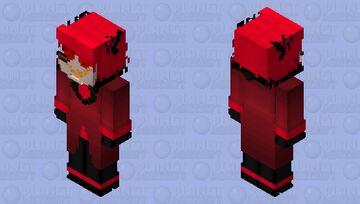 Radio Demon od Minecraft Skin