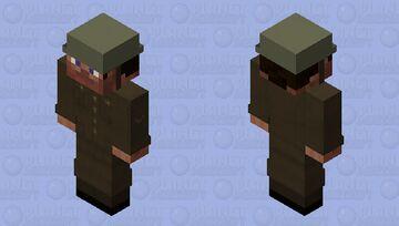 British WW1-WW2 Skin Minecraft Skin