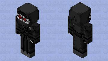 Madness Combat 7 - Hank J. Wimbleton Minecraft Skin
