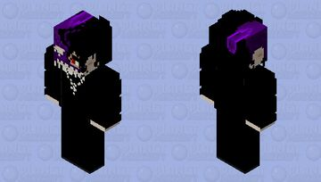 Corpse husband V2 Minecraft Skin