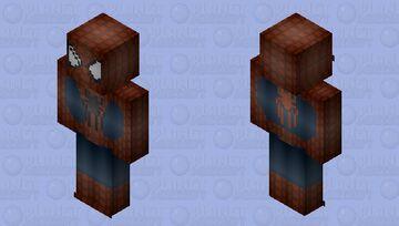 Spider-Man (Webbverse) HD Skin Minecraft Skin